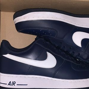 Nike Air Force 1 midnight navy
